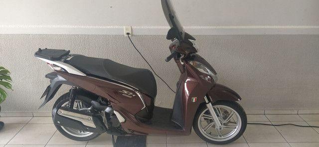 Honda sh 300i com 1600 km Garantia de fábrica - Foto 6