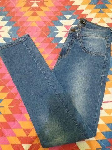 Calças jeans masculina  - Foto 2