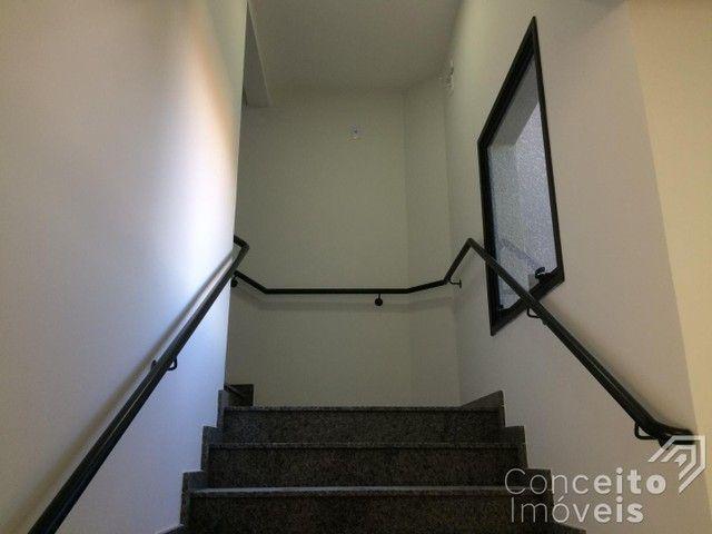 Apartamento à venda com 2 dormitórios em Jardim carvalho, Ponta grossa cod:392280.005 - Foto 12