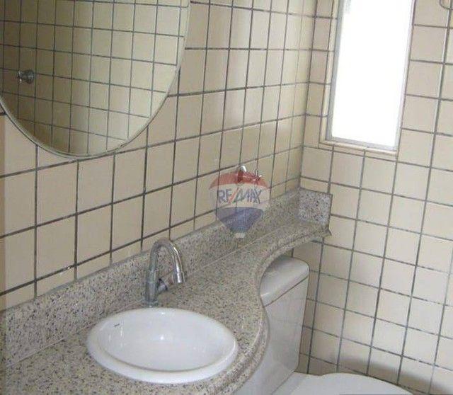 Apartamento com 2 dormitórios à venda, 60 m² por R$ 320.000,00 - Aflitos - Recife/PE - Foto 4