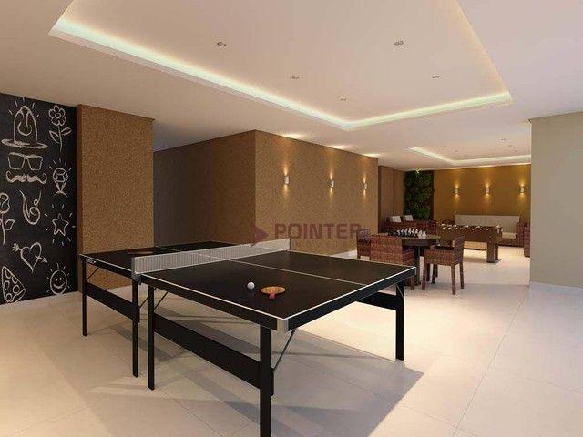 Apartamento com 2 dormitórios à venda, 61 m² por R$ 291.701,76 - Aeroviário - Goiânia/GO - Foto 2
