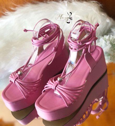 Mary Shoes / 35 ao 39 / modelo forma pequena.