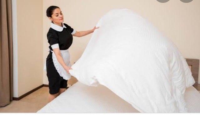 Aux. Geral mulher (cuidar de hotelaria tipo hostel Familiar ) - Foto 6