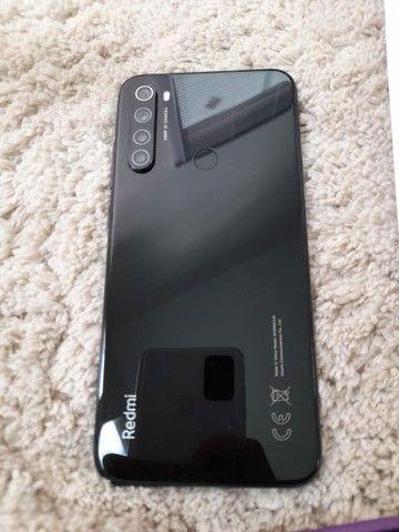 Smartphone Xiaomi Redmi Note 8 64GB 4GB Ram Dual Versão Global Space Black - Foto 2