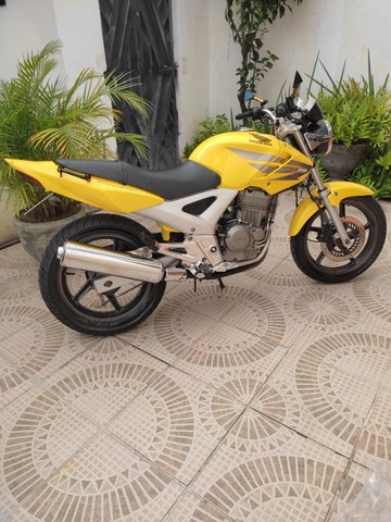 R$ 9.500 Honda/CBX 250 Twister