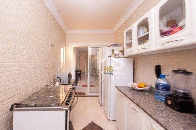 Casa de condomínio à venda com 3 dormitórios em Pacaembu, Cascavel cod:CA0387 - Foto 4
