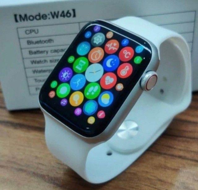 ?Oferta dia dos namorados smartwatch modelo iwo W46!