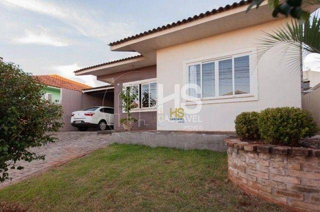 Casa de condomínio à venda com 3 dormitórios em Pacaembu, Cascavel cod:CA0387
