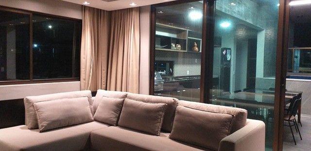 Luxuosa casa de alto padrão o mais sofisticafisticado condomínio  - Foto 6