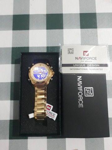 Relógio importado naviforce  - Foto 4