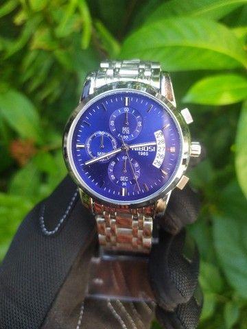 Relógio Masculino NiBOSi Luxo