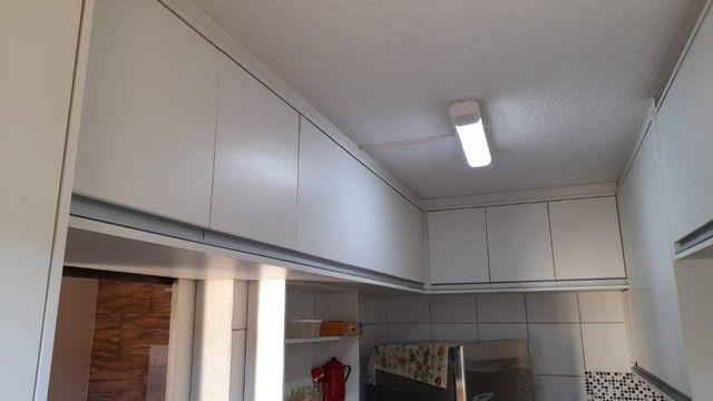 Transferência Porteira Fechada Apartamento Todo Planejado Próximo AV. Duque de Caxias - Foto 9