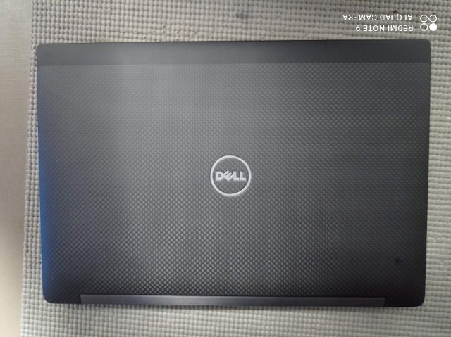 Dell I7 7a geração 8giga touchscreen zerado