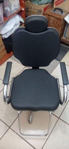 Cadeira para Cabeleireiro TERRA SANTA - Foto 4