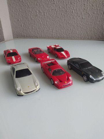 Carrinhos Ferrari