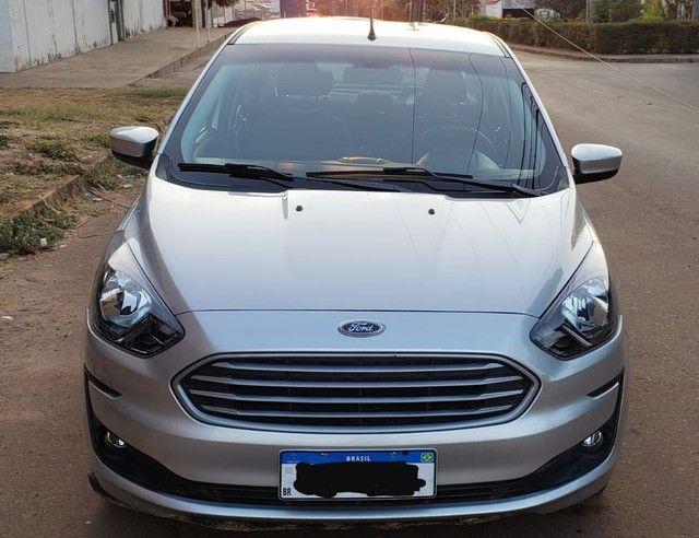 Ford-Ka 1.5 SE Plus 12V Flex 5p Mec. - Foto 5