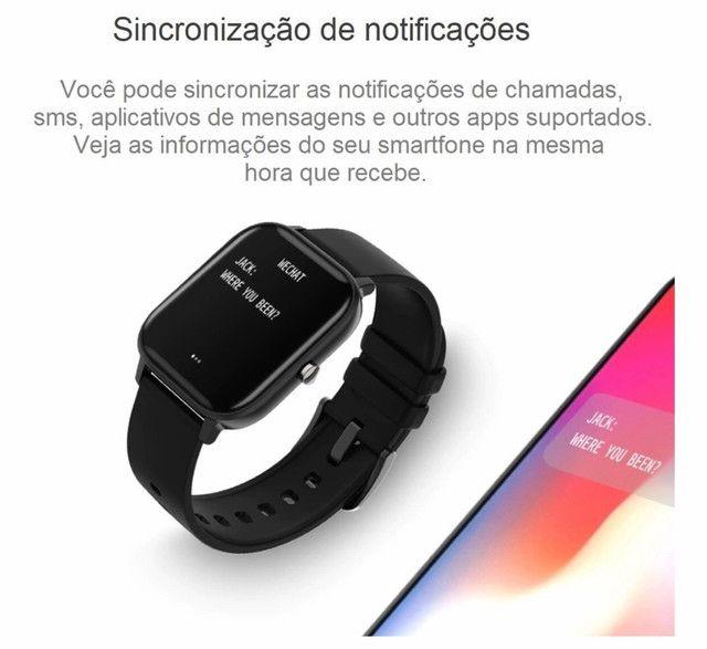 Smart Watch P8 - Rosa - Foto 4