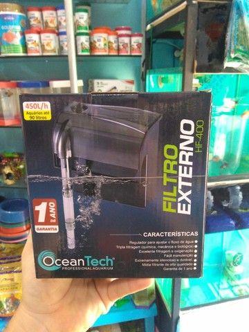 Filtro Externo Ocean Tech - Foto 3