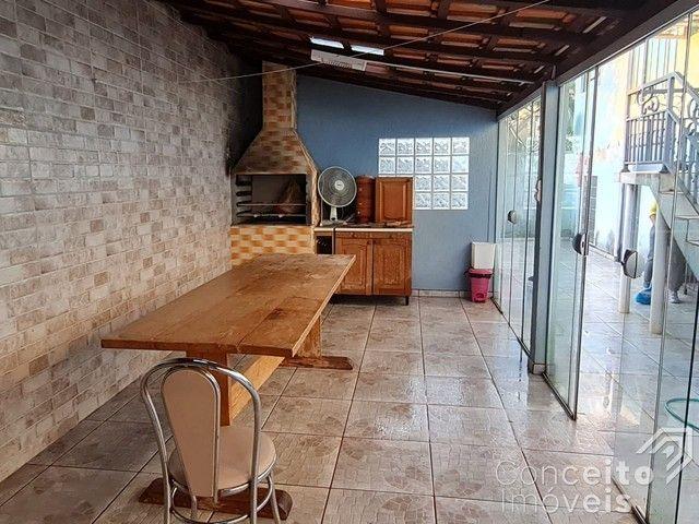 Casa de condomínio à venda com 4 dormitórios em Contorno, Ponta grossa cod:393426.001 - Foto 17