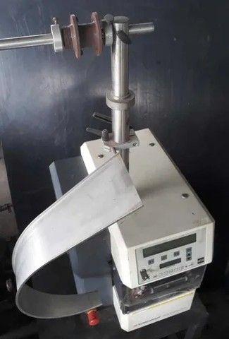 Máquina Crimpar Terminal De Fio Schleuniger Stripcrimp 750