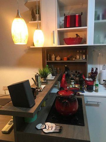 Casa Com 2 quartos Cozinha Americana - área de Servico e lazer - Foto 9