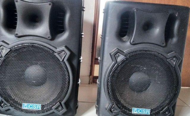 Caixa de som para eventos - Foto 3