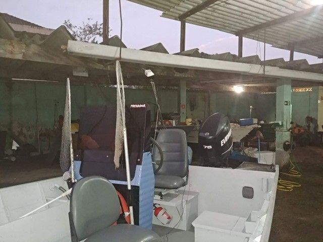 Barco robaleiro - Foto 6