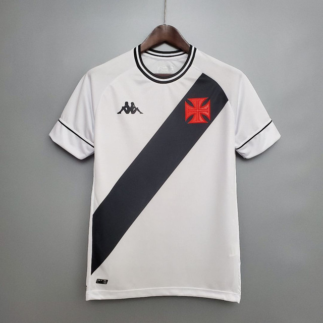 Camisa do Vasco da Gama branca