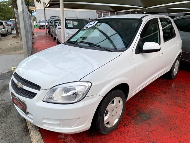 Chevrolet CELTA 1.0 LT - 2012 - Foto 2