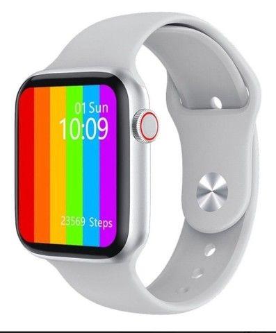 ?Oferta dia dos namorados smartwatch modelo iwo W46! - Foto 2