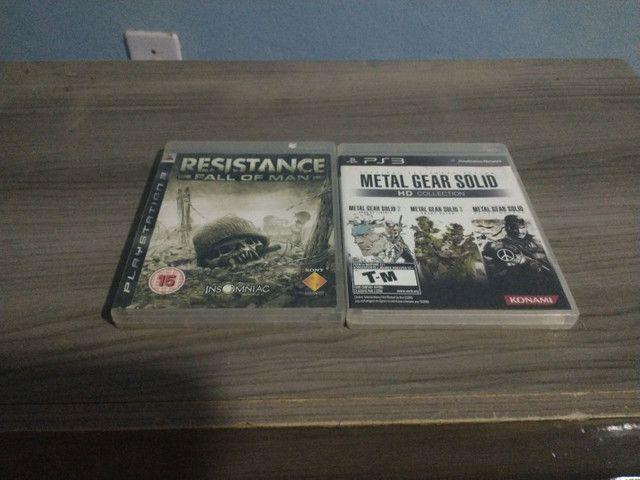 2 jogos para PS3