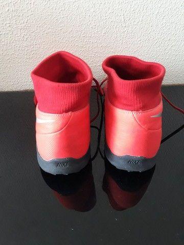 Chuteira Society Nike Phantom VSN  n°41 - Foto 3