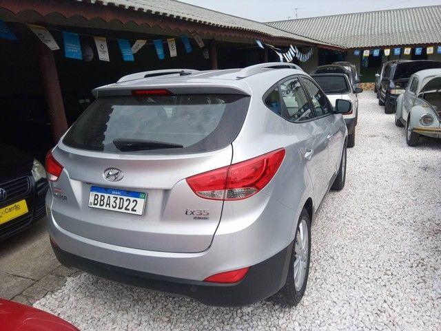 IX35 2013/2013 2.0 MPFI GLS 4X2 16V GASOLINA 4P AUTOMÁTICO - Foto 8