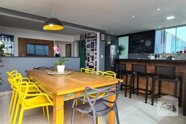 Apartamento à venda com 3 dormitórios em Castelo, Belo horizonte cod:324725 - Foto 17