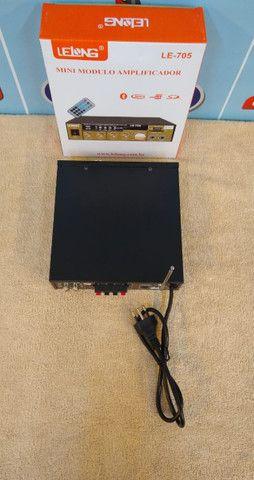 Mini modulo amplificador Lelong / le-705 ? Entrega grátis - Foto 6