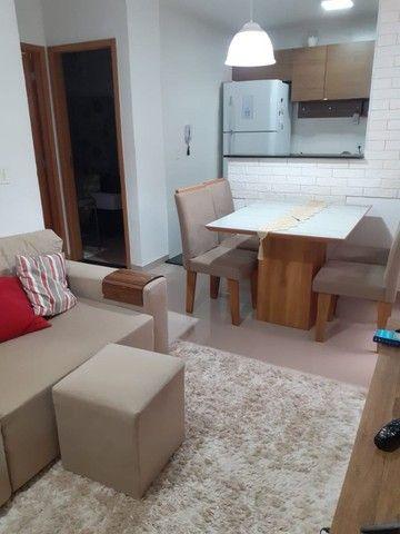 Chapada dos Sábias Apartamento Térreo com garden 2 quartos - Foto 6