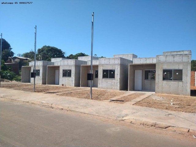 Casa para Venda em Várzea Grande, Ikaray, 2 dormitórios, 1 banheiro, 1 vaga - Foto 3