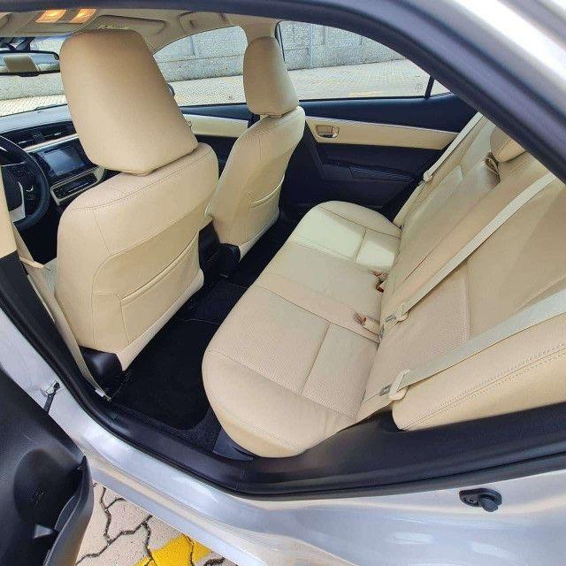 Toyota Corolla Altis 2.0 *Ano 2018* *Apenas 9000 km* *Ipva 2021 pago - Foto 4