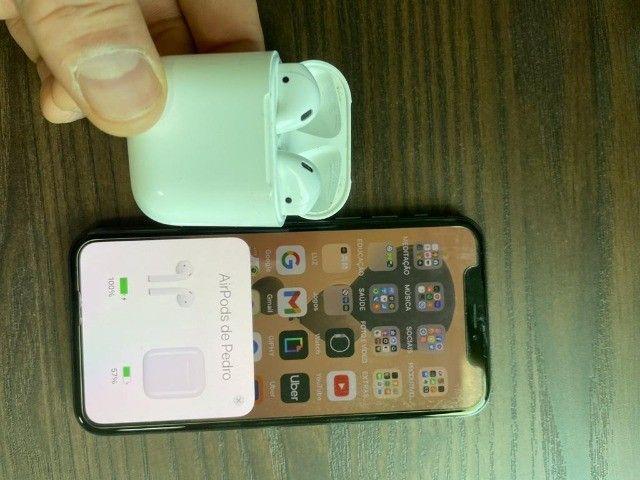 Fone Apple Airpods 1ª Geração original - leia o anúncio - Foto 4