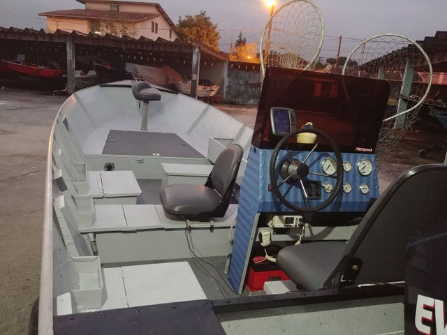 Barco robaleiro - Foto 2