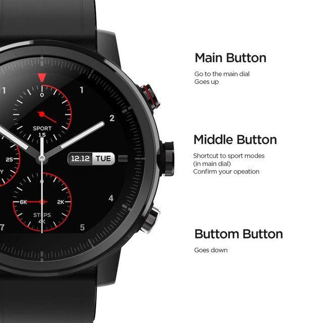 Amazfit Stratos 2 - smartwatch - Foto 5