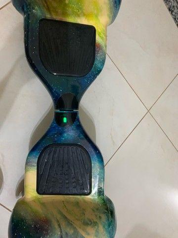 hoverboard big, com led  - Foto 3
