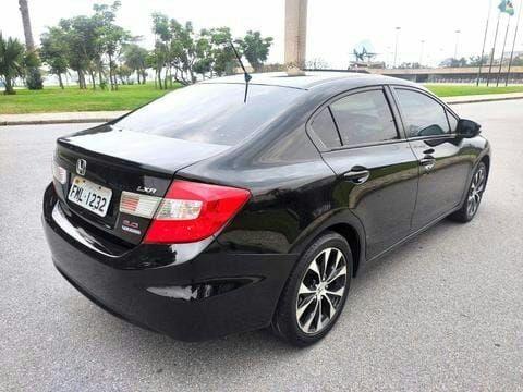 Honda Civic sedan LXR  - Foto 6