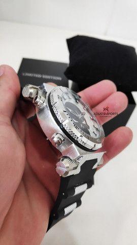 O mais vendido top! Relógio Premium importado à pronta entrega! - Foto 5