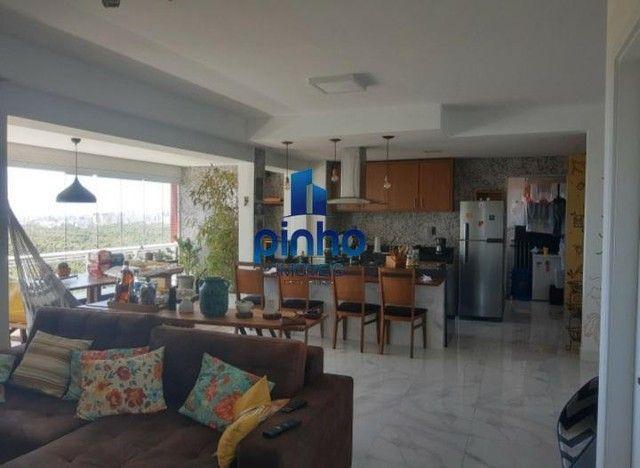 Apartamento para Venda em Salvador, Patamares, 3 dormitórios, 3 suítes, 5 banheiros, 3 vag - Foto 4