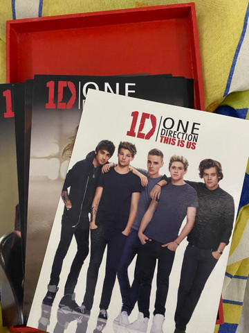 ONE DIRECTION - THIS IS US DVD - Foto 3