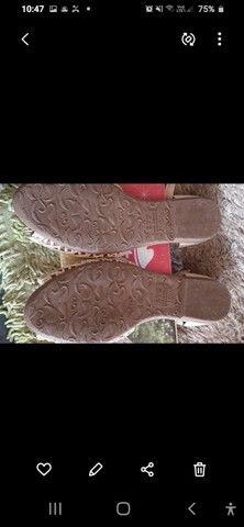 Vendo Sandália Dakota num 38 - Foto 2