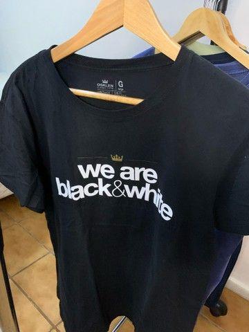 Camisas Osklen Originais Seminovas (R$47 cada) - Foto 2