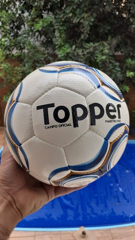 Bola Oficial da Topper zerada  - Foto 3