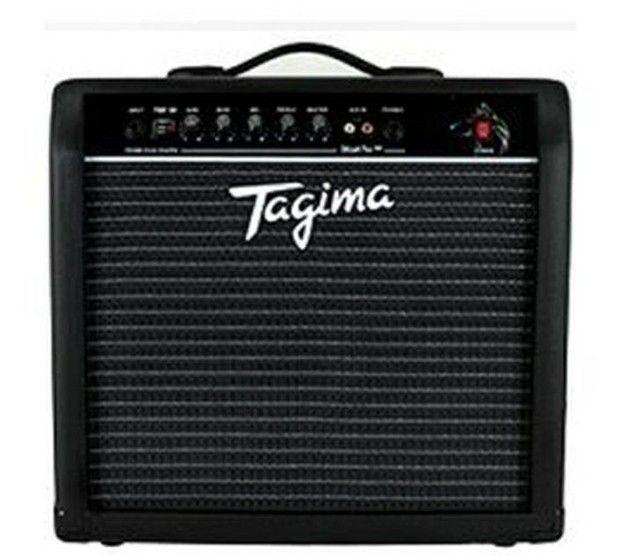 Amplificador Guitarra Black Fox 50 Tagima Tbf 50bk<br><br><br>